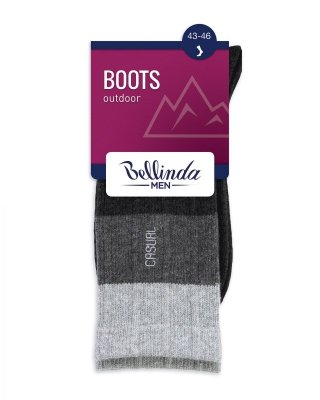 BE496670 Boots skarpety