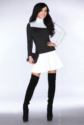 CG015 Black bluzka