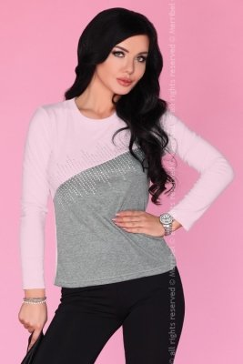 CG017 Pink bluzka