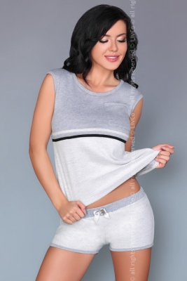 Wendi LC 90371 Touch Of Gray Collection piżama