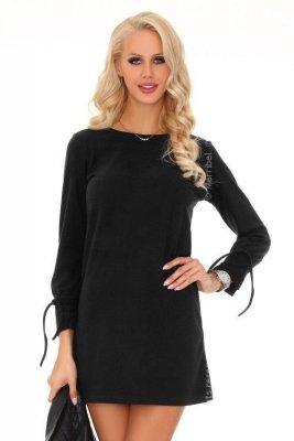 Mariabela Black 85240 sukienka mała czarna