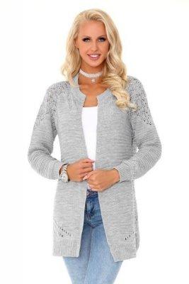 Sulamin Grey sweter