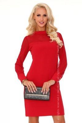 Venetiana Red 85373 sukienka