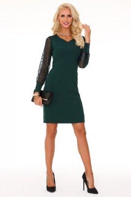 Nausica Dark Green 85315 sukienka