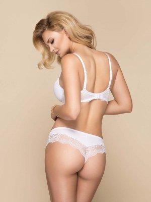 ANAIS biały stringi