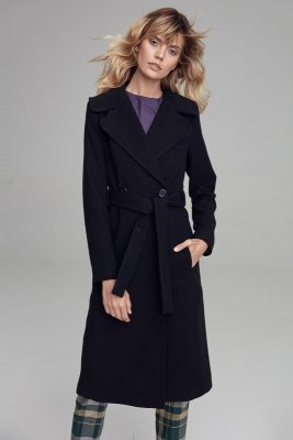 Płaszcz cpl02 - czarny - CPL02