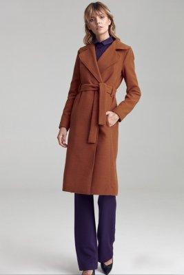 Płaszcz cpl02 - miodowy - CPL02