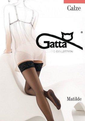POŃCZOCHY GATTA MATILDE ze szwem