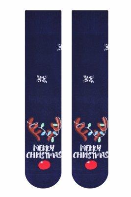 Steven 136-13 skarpety świąteczne