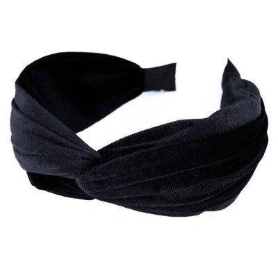 Opaska do włosów turban