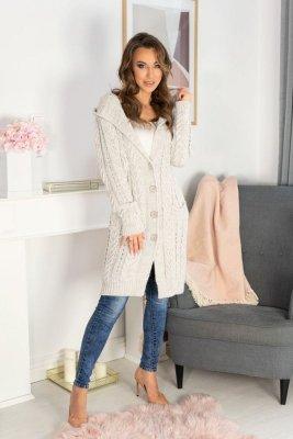 Limis Beige sweter