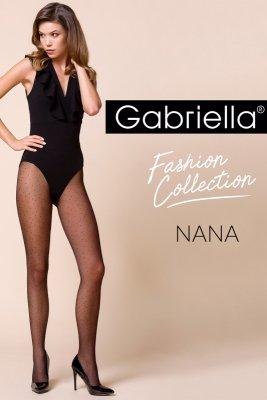 Gabriella Nana code 460 rajstopy 20 den kropki