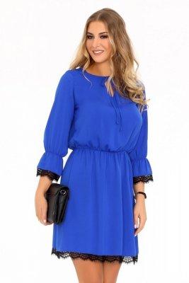 Shanice Blue 85495 sukienka