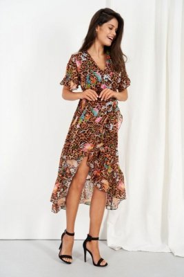 Sukienka LG523 druk 13
