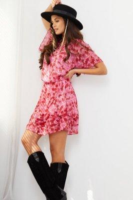 Sukienka LG547 druk 17