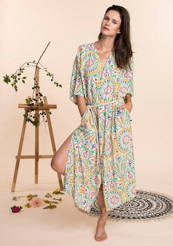1 KARDIGAN KEY LHM-900 A20 sukienko-narzutka PROMO
