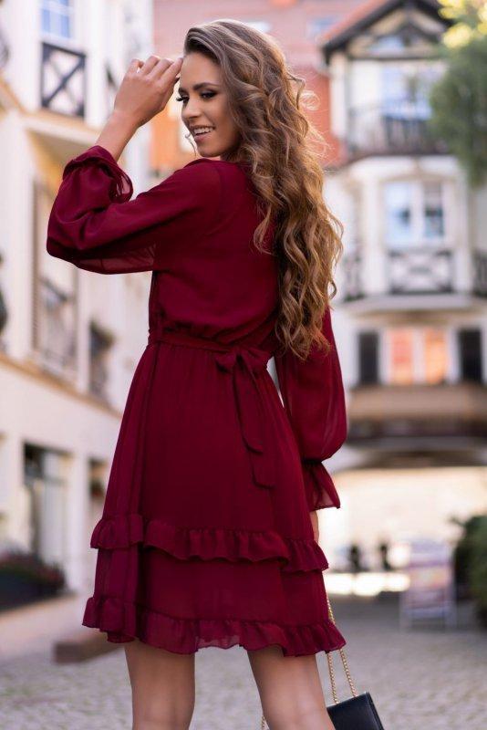 Inkonia sukienka