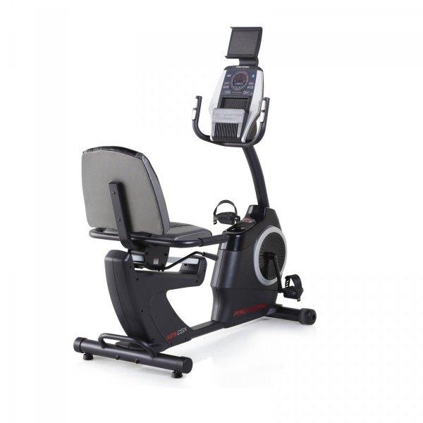 Rower Poziomy Programowany 325 CSX + roczne członkostwo