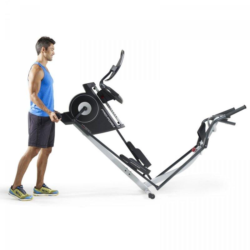 Orbitrek + Rower ProForm  Hybrid Trainer + Roczne członkostwo iFit