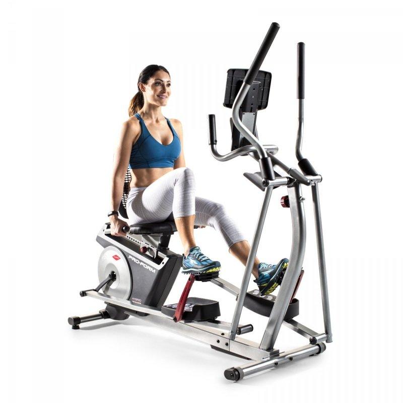 Orbitrek + Rower Hybrid Trainer ProForm