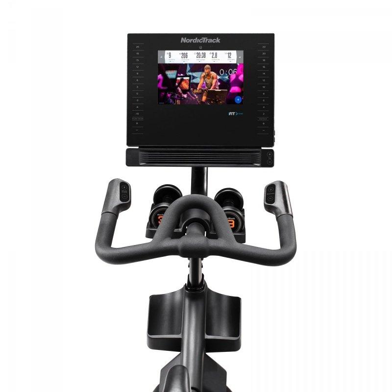 Rower spiningowy NordicTrack S10i + roczne członkostwo iFit