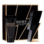 Carolina Herrera Bad Boy Zestaw - EDT 100 ml + SG 100 ml