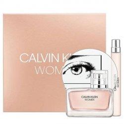 Calvin Klein Woman Zestaw - EDP 50 ml + EDP 10 ml