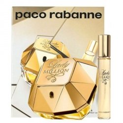 Paco Rabanne Lady Million Zestaw - EDP 80 ml + EDP 20 ml