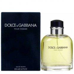 Dolce & Gabbana pour Homme Woda toaletowa 200 ml