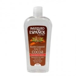 Instituto Espanol Cocoa Kakaowy olejek do ciała 400 ml