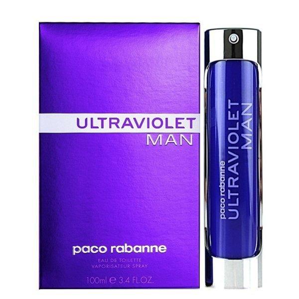 Paco Rabanne Ultraviolet Man Eau de Toilette 100 ml