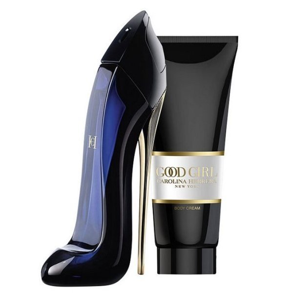 Carolina Herrera Good Girl Set - Eau de Parfum 50 ml + Body Lotion 75 ml