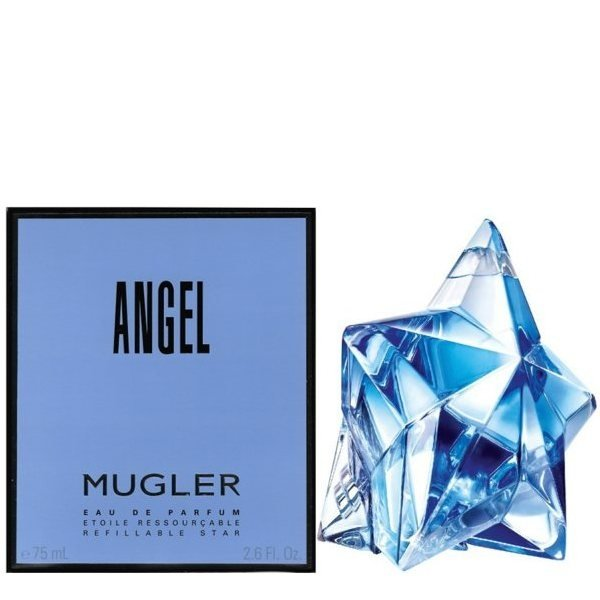 Thierry Mugler Angel The refillable gravity star Eau de Parfum 75 ml