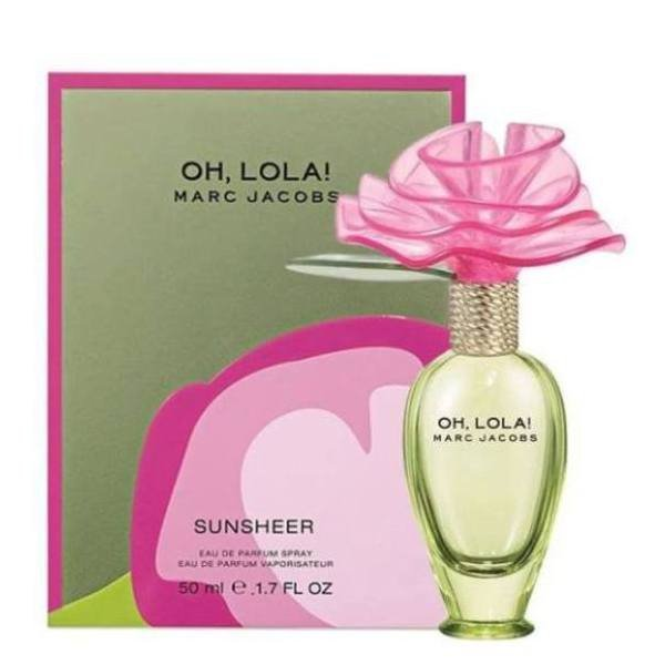 Marc Jacobs Oh, Lola! Sunsheer Eau de Parfum 50 ml