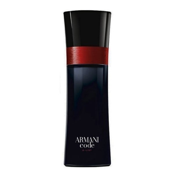 Giorgio Armani Code A-List Eau de Toilette 75 ml