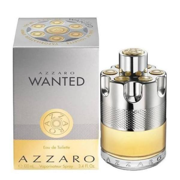 Azzaro Wanted Eau de Toilette 100 ml