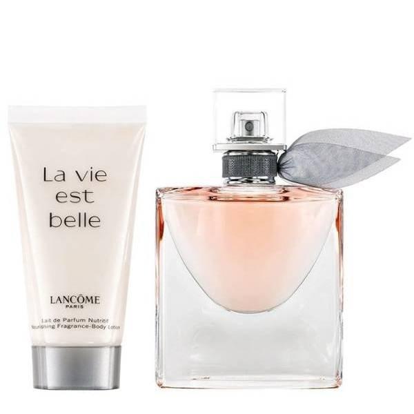 Lancome La Vie est Belle Set - L'Eau de Parfum 50 ml + Body Lotion 50 ml