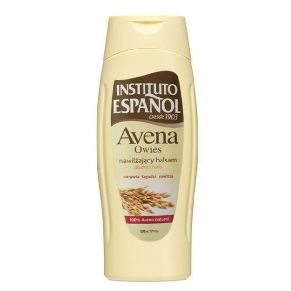 Instituto Espanol Avena Oats Moisturizing Milk 500 ml
