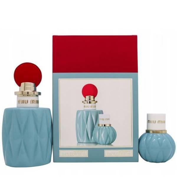 Miu Miu Set - Eau de Parfum 100 ml + Eau de Parfum  20 ml