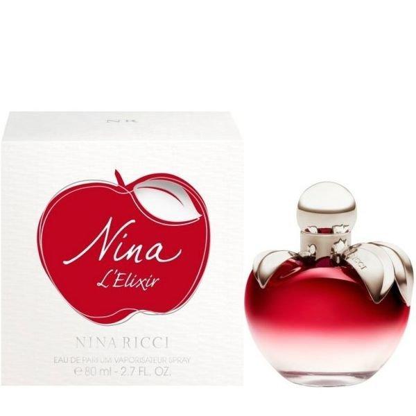 Nina Ricci Nina L'Elixir Eau de Parfum 80 ml