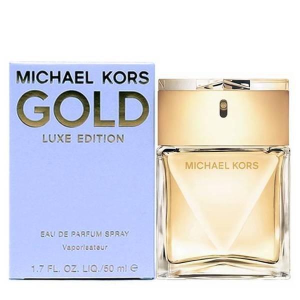 michael kors michael kors gold luxe edition