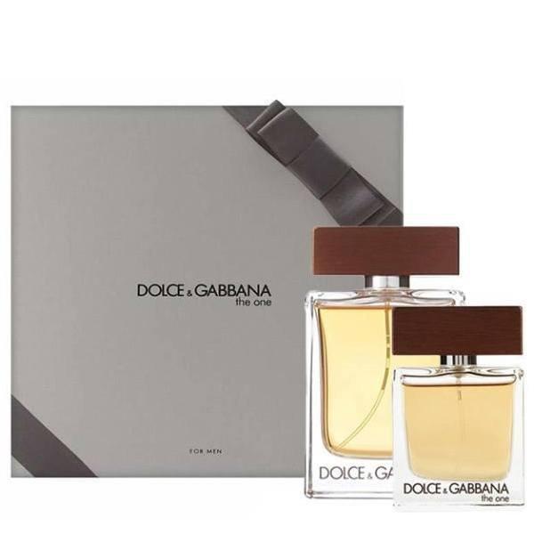 674b6b4785393 Dolce & Gabbana The One For Men Zestaw - EDT 100 ml + EDT 30 ml ...