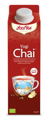 Yogi Tea Koncentrat herbaty korzennej Yogi Chai 1 litr (termin: 24.05.2018)