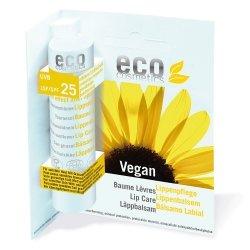 Eco Cosmetics Balsam do ust w sztyfcie faktor SPF 25 VEGAN, 4 g