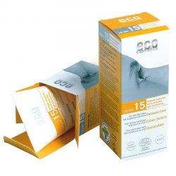 Eco Cosmetics Krem na słońce SPF 15 75 ml