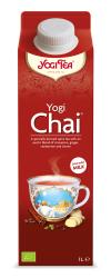 Yogi Tea Koncentrat herbaty korzennej YOGI CHAI 1 litr (zużyć do 31.05.2019)
