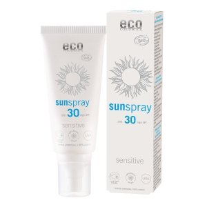 ECO Cosmetics Spray na słońce SPF 30 Sensitive 100 ml