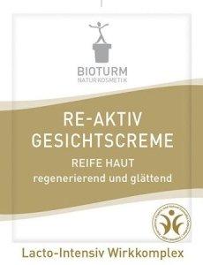 Bioturm Re-Aktiv Regenerujący krem anti-aging z mirrą indyjską Nr 44, 2 ml