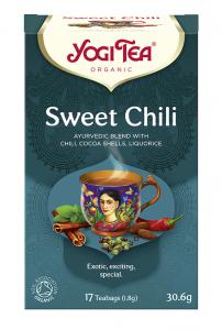 Yogi Tea Słodka chili SWEET CHILI