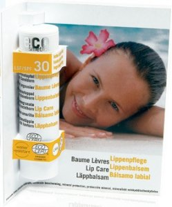 Eco Cosmetics Balsam do ust w sztyfcie faktor SPF 30, 4 g